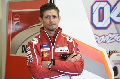 Double MotoGP champion Stoner won't renew Ducati test rider deal