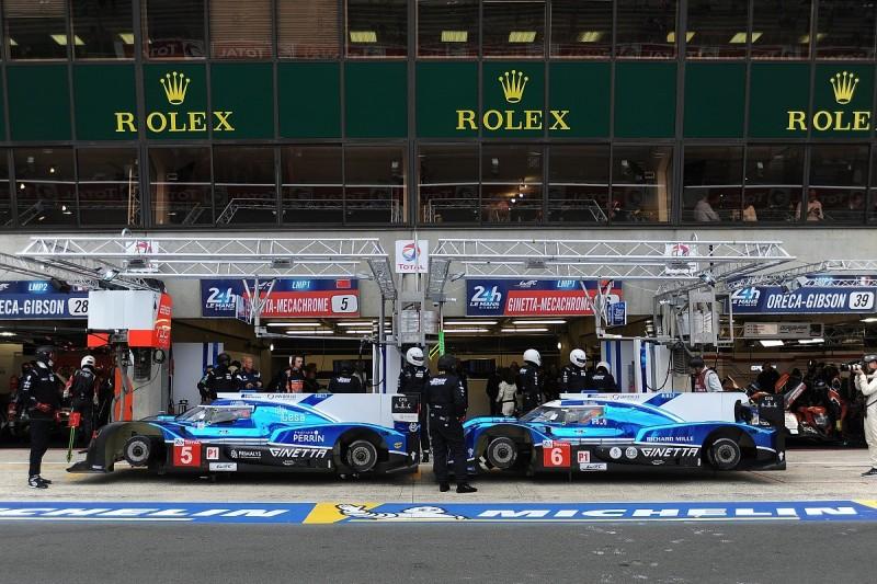 Manor Ginettas to miss Silverstone WEC after engine supplier change