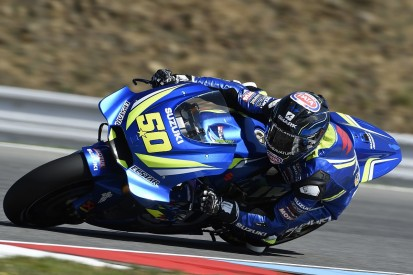 MotoGP Brno: Suzuki wildcard Guintoli riding with two broken ribs