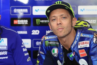 MotoGP Brno: Rossi fears race struggles with 'not very strong' pace