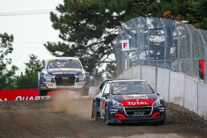 WRX Canada: Loeb dominates opening day at Trois-Rivieres