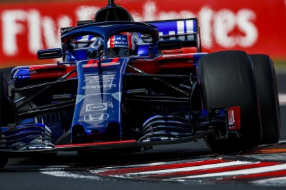 Gasly: I've improved massively on F1 tyre management since GP2 woes