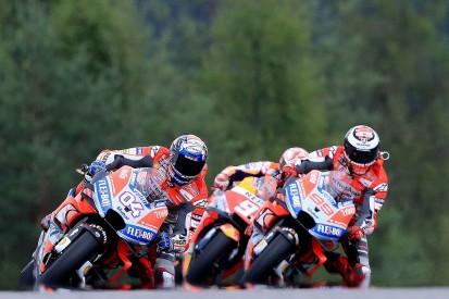 MotoGP Brno: late-attack strategy 'very new' for Ducati's Lorenzo