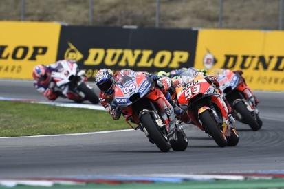 MotoGP Brno: 'Strange' speed tactics to break up pack - Dovizioso