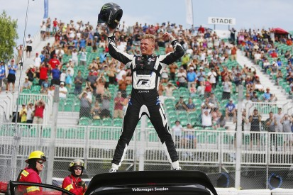 WRX Canada: Kristoffersson fights back to seal Trois-Rivieres win