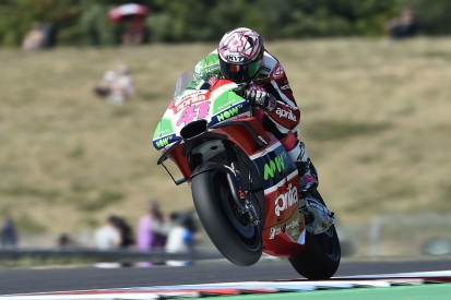 Espargaro: Aprilia should have taken tyre risk in Brno MotoGP race