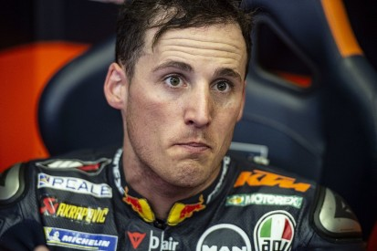 KTM's Espargaro to miss Austria race due to collarbone injury