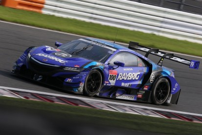 Button hits out at Super GT penalty that cost possible win shot