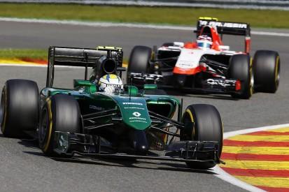 Formula 1: Force India feared Caterham/Manor fate