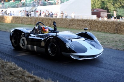 Ex-F1 driver Chandhok to race McLaren-Elva M1A in Goodwood Revival