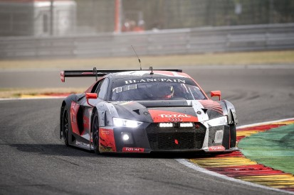 Audi spreads IGTC challengers across Suzuka 10 Hours factory cars