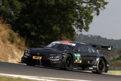 Alex Zanardi covers nearly 300 laps in Vallelunga BMW DTM test