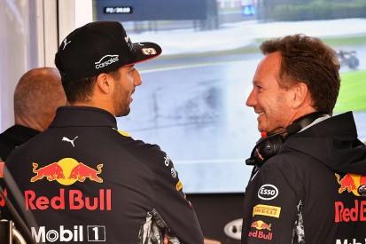 Red Bull: Daniel Ricciardo feared supporting role to Max Verstappen