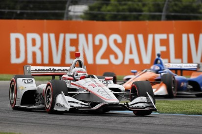 Power needs Dixon form to slump if he is to take 2018 IndyCar title