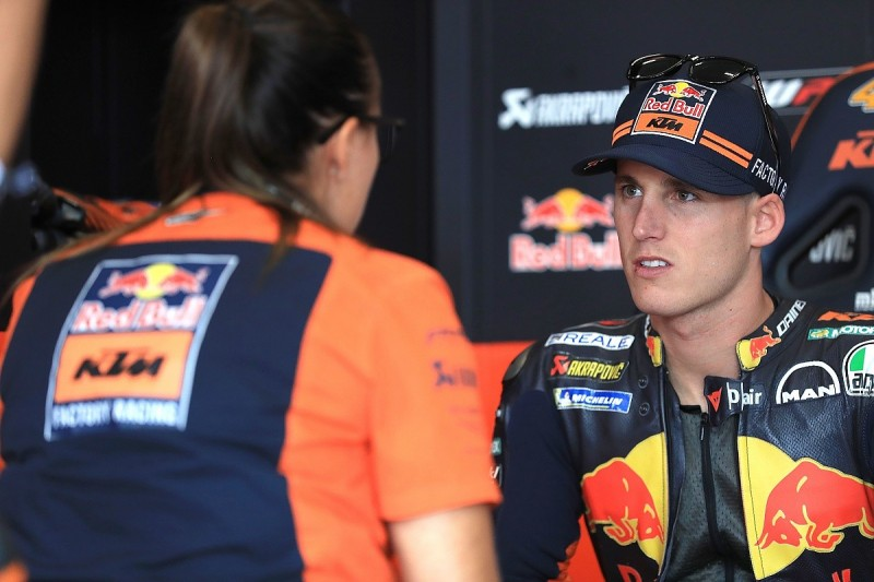 Pol Espargaro lost feeling in arms and legs after Brno MotoGP crash