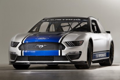 Ford reveals Mustang it will enter into 2019 NASCAR Cup series