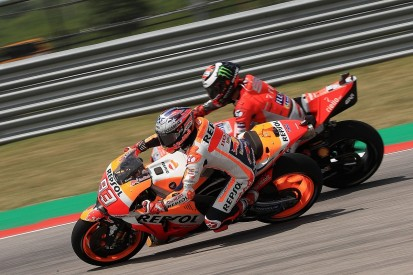 Ducati needs 'impossible' gains to beat Marquez to '18 MotoGP crown