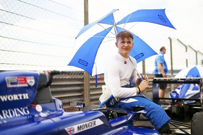 Billy Monger answers Autosport readers' questions