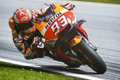 MotoGP Austria: Marquez beats Dovizioso to pole, Rossi down in 14th
