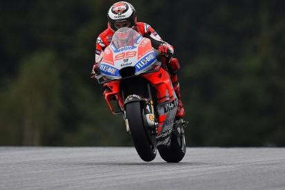 Front tyre 'misunderstanding' cost Lorenzo MotoGP Austria pole shot