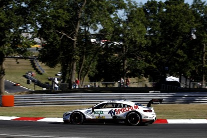 DTM Brands Hatch: Di Resta fends off Paffett to win race two