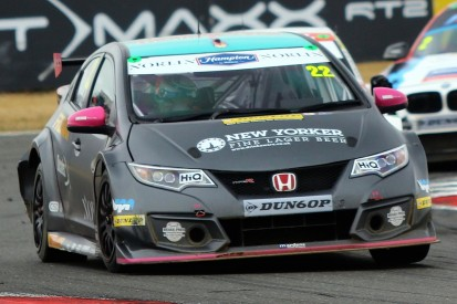 Smiley claims maiden BTCC victory in final Rockingham race
