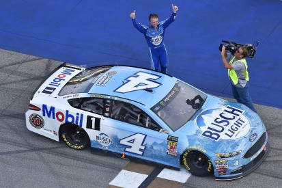 NASCAR Michigan: Dominant Harvick claims seventh Cup win of 2018