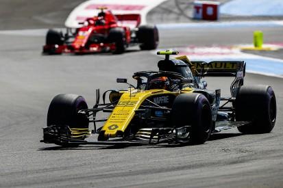 Renault underestimated rivals' turbo-hybrid F1 engine development