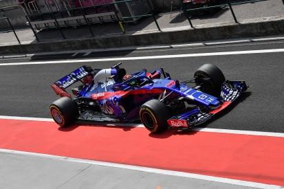 Upgrade struggles put Toro Rosso Formula 1 team behind target