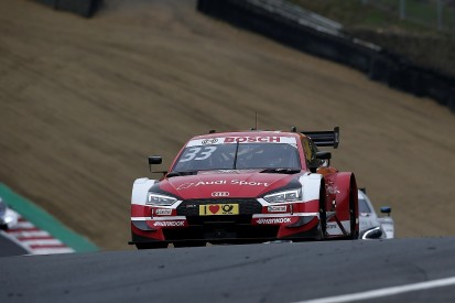 Brands Hatch DTM: Rast 'upset' by Wehrlein's behaviour in race two