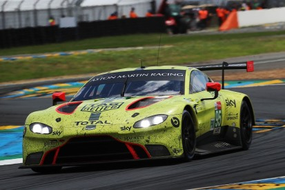 New Aston Martin GTE car gets rules break for Silverstone WEC