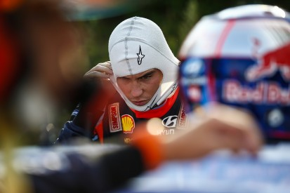 WRC points leader Thierry Neuville closing on new Hyundai contract