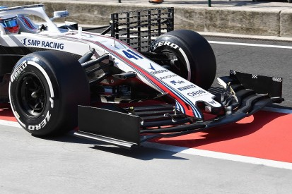 Williams: Tough to judge 2019 F1 aero targets with new front wings