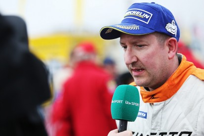 Carl Boardley replaces Team Hard's Michael Caine for BTCC Knockhill