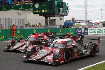 Turbo teams question weight break for non-turbo WEC LMP1 cars