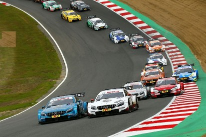 DTM drivers back two-day schedule after trying Brands Hatch format