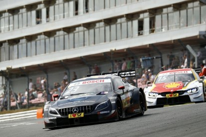 Mercedes driver Juncadella wants to stay in DTM after backer quits