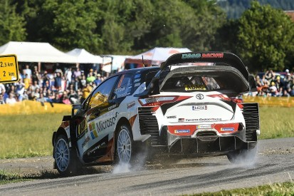 WRC Rally Germany: Tanak edges away from Ogier and Neuville
