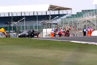 Bruno Senna out of Silverstone WEC after practice crash injury