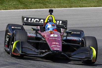 How DTM prepared Robert Wickens to star in IndyCar