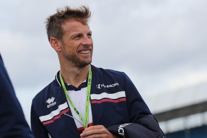 Ex-F1 driver Jenson Button hopes Silverstone podium jinx ends in WEC