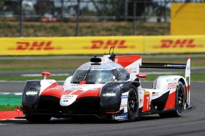 Silverstone WEC: Lopez fastest as Toyota extends its advantage