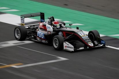 Silverstone European F3: Fabio Scherer and Juri Vips take poles