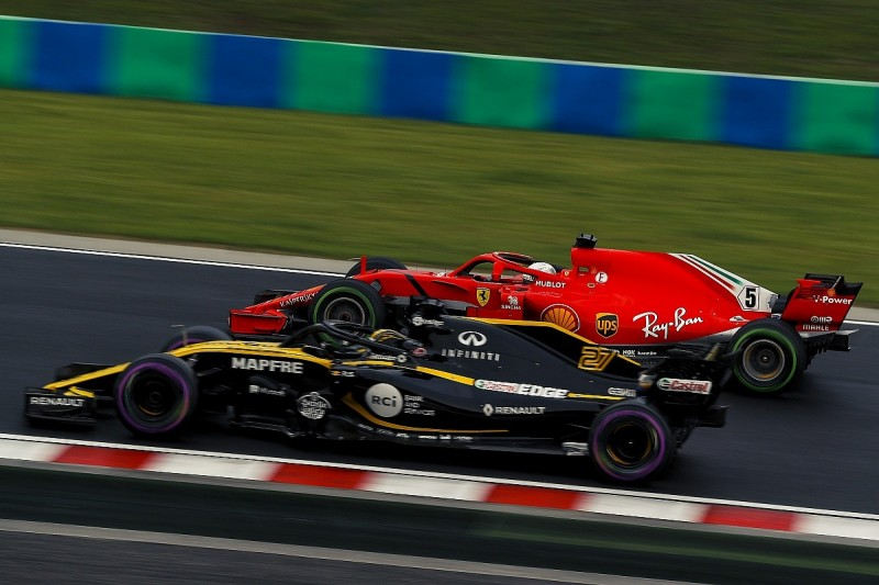 Renault boss: Standard parts would stop Formula 1 cheating fears