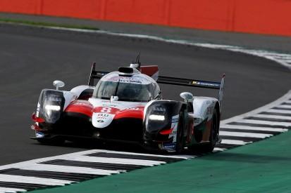 Silverstone WEC: Fernando Alonso fastest in final practice