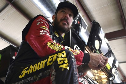 NASCAR Cup champion Truex uncertain about his Furniture Row future