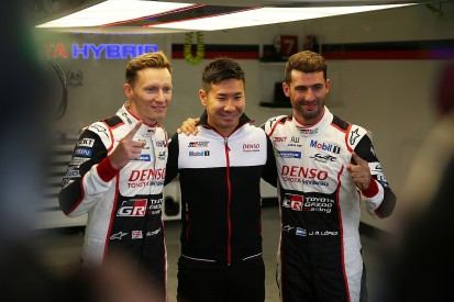 Silverstone WEC: Conway and Lopez beat Alonso and Nakajima to pole