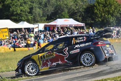 WRC Rally Germany: Sebastien Ogier tumbles down order with puncture