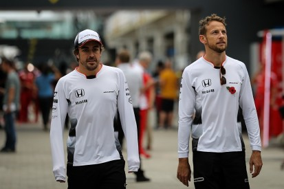 Jenson Button: Fernando Alonso isn't bluffing about F1 return plan