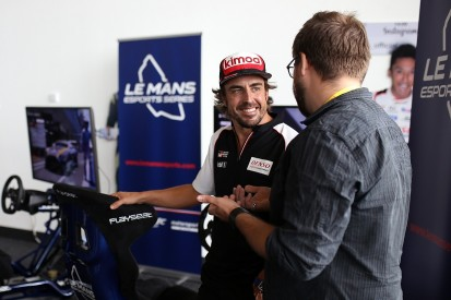Fernando Alonso: Le Mans ESports Series will be huge success